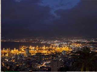 Haifa's Port