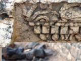 Detail, Capharnaum, Sea of Galilee