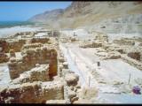 Qumran ruins